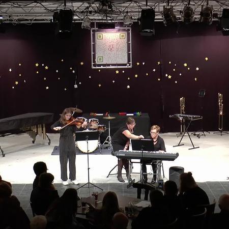 Music@Concordia 12 oktober 2019: Lotte