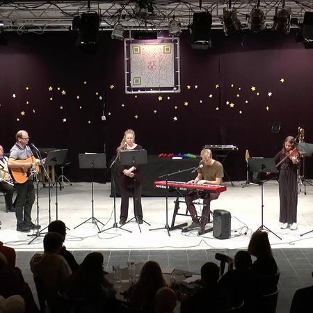 Music@Concordia 12 oktober 2019: Karel en co