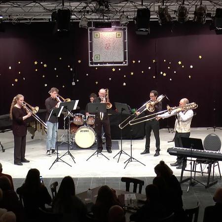 Music@Concordia 12 oktober 2019: Trombones