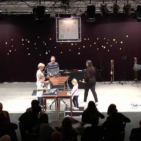 Music@Concordia 12 oktober 2019: Familie Verschuren
