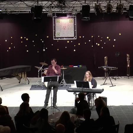 Music@Concordia 12 oktober 2019: Bart en Heidi